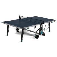 Теннисный стол всепогодный Cornilleau 400X Outdoor синий 5 mm