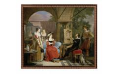 Рама под картину Барон-Люкс