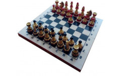 Шахматы расписные