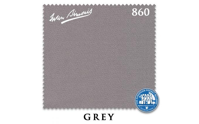 Сукно Iwan Simonis 860 198см Grey