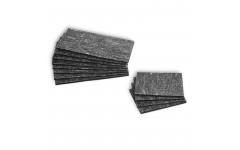 Пластины для бортов резина H3мм 12шт.