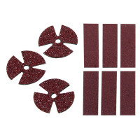 Комплект сменных абразивных элементов  для инструмента Norditalia Summa Tool