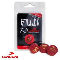 Наклейка для кия Longoni Fuji Modena ø14мм Hard 1шт.
