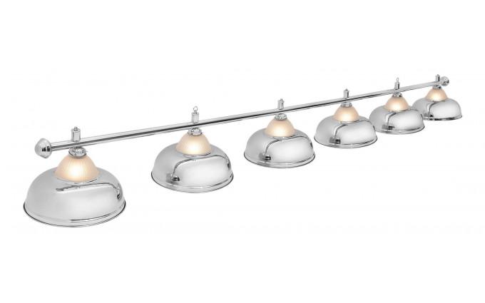 Светильник Crown Silver 6 плафонов