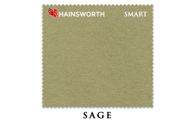 Сукно Hainsworth Smart Snooker 195см Sage
