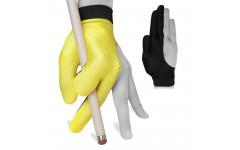 Перчатка Fortuna Classic желтая/черная S