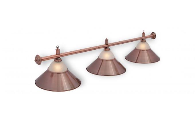 Светильник Alison Red Bronze 3 плафона