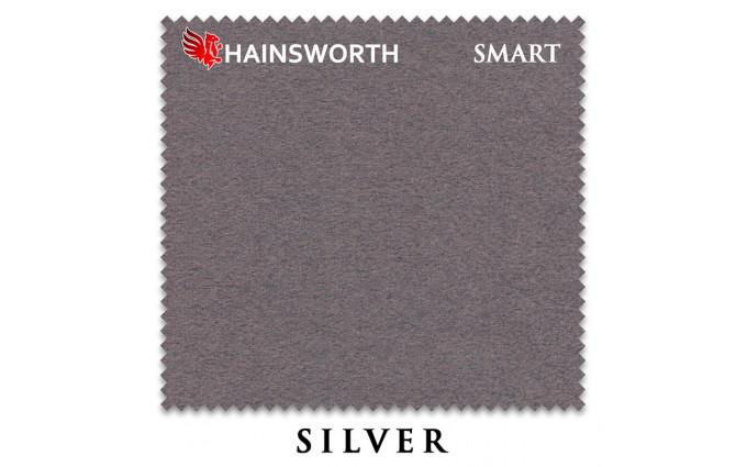 Сукно Hainsworth Smart Snooker 195см Silver