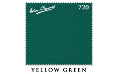 Сукно Iwan Simonis 720 203см Yellow Green