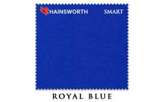 Сукно Hainsworth Smart Snooker 195см Royal Blue