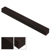 Брусок Граб черный 40x40x700мм
