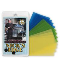 Набор микробумаги для полировки кия Nick`s Edge 12шт.
