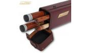 Тубус Master Case M03 R02 2x2 коричневый