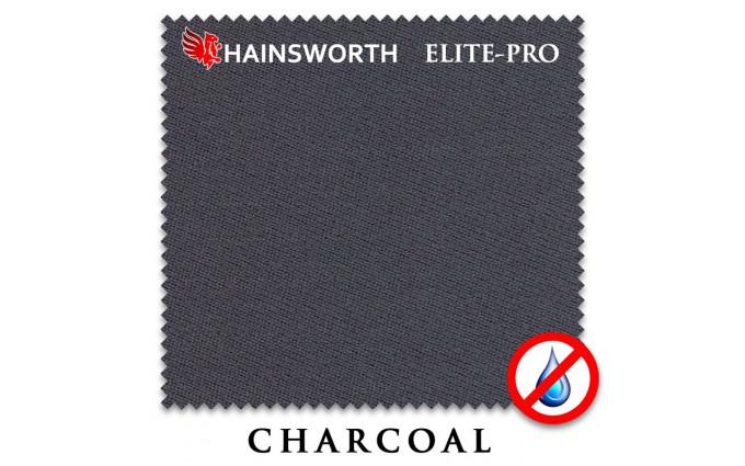 Сукно Hainsworth Elite Pro Waterproof  198см Charcoal
