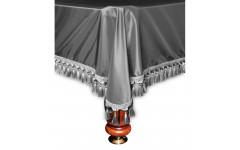 Покрывало Венеция 10фт шёлк серебро