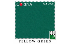 Сукно Gorina Granito Tournament 2000 193см Yellow Green
