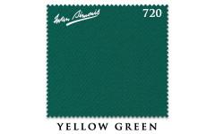 Сукно Iwan Simonis 720 195см Yellow Green