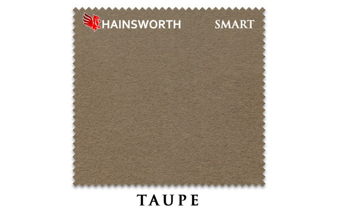 Сукно Hainsworth Smart Snooker 195см Taupe