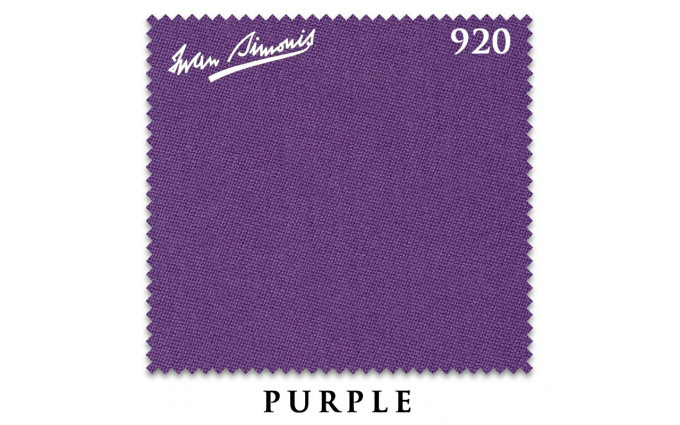 Сукно Iwan Simonis 920 195см Purple
