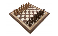Шахматы Турнирные-7 инкрустация 30