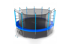Батут EVO JUMP Internal 16ft (Blue) + Lower net
