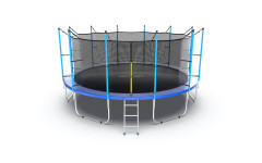 Батут EVO JUMP Internal 16ft (Blue)