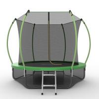 Батут EVO JUMP Internal 8ft (Green) + Lower net