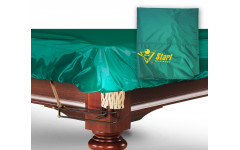 Чехол для б/стола 9-1 (зеленый, с логотипом)