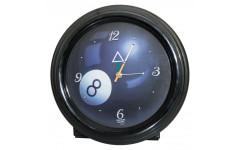 Часы настенные (черные)