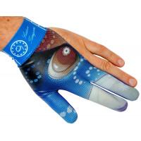 Перчатка с повышенной гладкостью тыльной стороны, на левую руку Longoni
