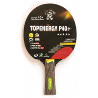 Теннисная ракетка Dragon Topenergy 5 Star New (коническая)
